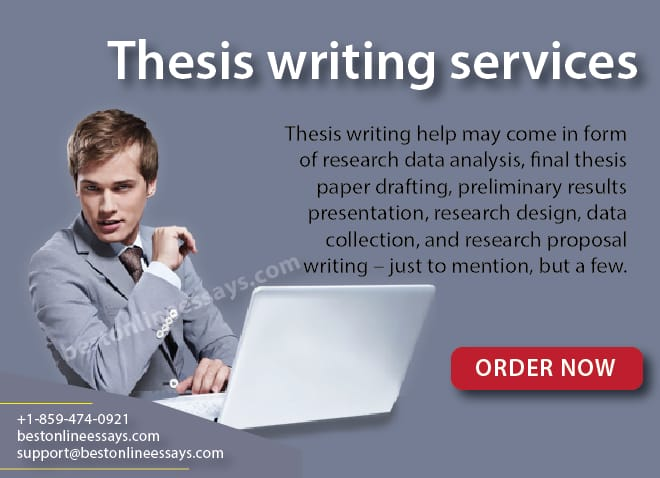 We offer thesis writing help in form of data analysis, proposal writing, results presentation among others. Welcome